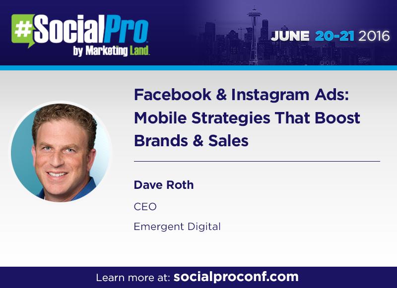 SocialPro speaker Dave Roth