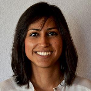 SocialPro presenter Sana Ansari