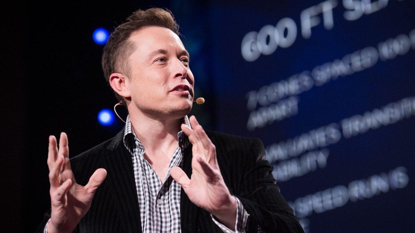 Elon Musk - Nonprofit social enterprise