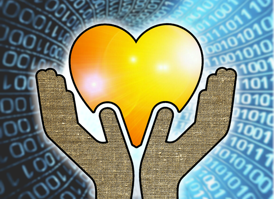 Philanthropy nonprofit, online charity